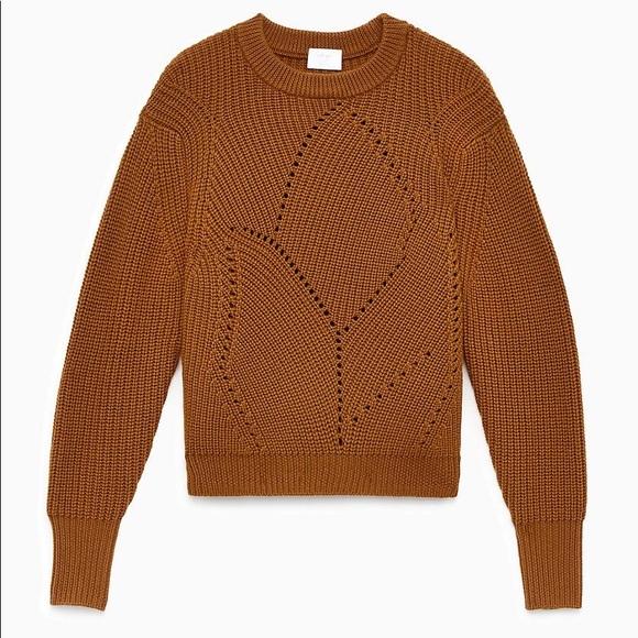 Aritzia Wilfred Serment Sweater *as is*